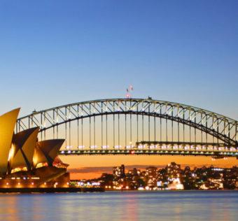 vegan Australian travel