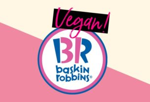 baskin-robbins vegan ice cream